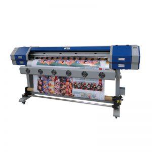1680 dx5 kepala 5113 cetak kepala digital tekstil t shirt percetakan mesin t-shirt pemindahan haba pencetak WER-EW160