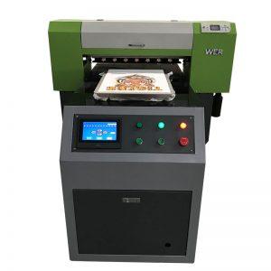 2018 produk baru 8 warna inkjet a1 6090 uv flatbed printer