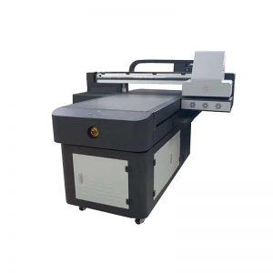 CE diluluskan kilang harga murah pencetak t-shirt digital, mesin cetak digital uv untuk percetakan t-shirt WER-ED6090UV