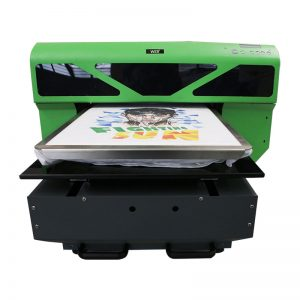 Tekstil teknologi TPF digital murah terus ke pencetak pakaian WER-D4880T