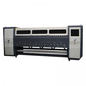 Kualiti baik K3404I / K3408I Pelarut pencetak 3.4m pencetak inkjet tugas berat