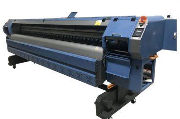 K3204I / K3208I 3.2m resolusi tinggi mesin pencetak flex laminated panas