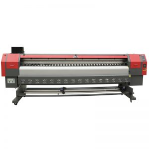 pencetak pelarut eko dx7 kepala 3.2m pencetak banner digital flex, pencetak Vinyl WER-ES3202
