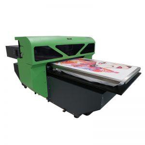 pencetak inkjet berkualiti tinggi a2 UV flatbed pencetak UV t-shirt pencetak WER-D4880T