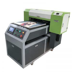 resolusi tinggi A1 T-shirt mesin percetakan untuk pakaian WER-EP6090T