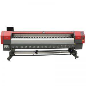 kelajuan 3.2m pencetak pelarut, harga mesin cetak flex banner digital WER-ES3202